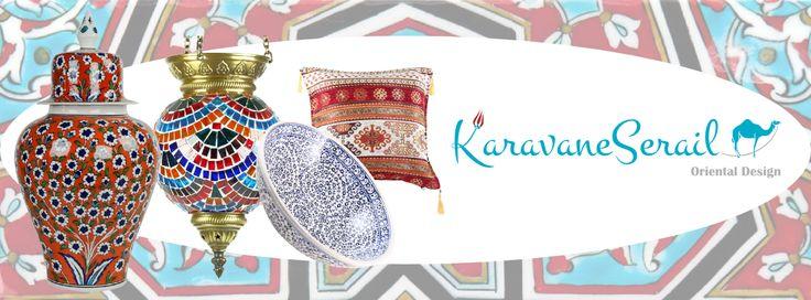 Design et Décoration Orientale par KaravaneSerail