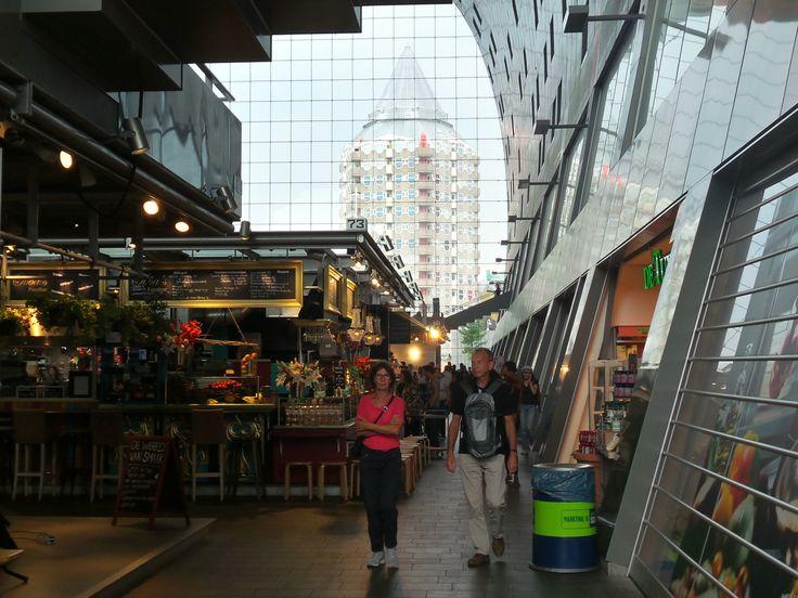 #markthal #architecture #rotterdam