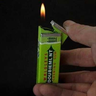 $7.99 Lighter Mint Chewing Gum   Cool People Shop