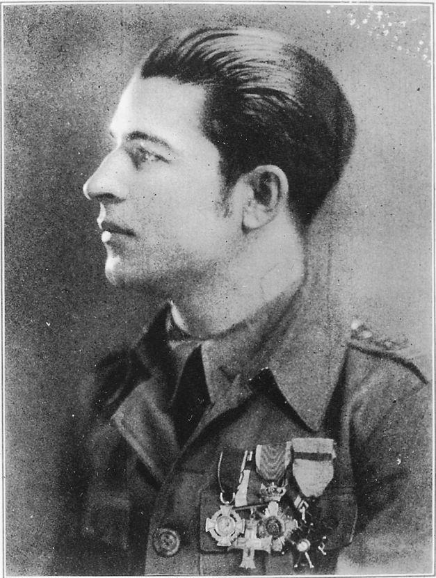 1918. Dimitrie Dimăncescu, erou de război