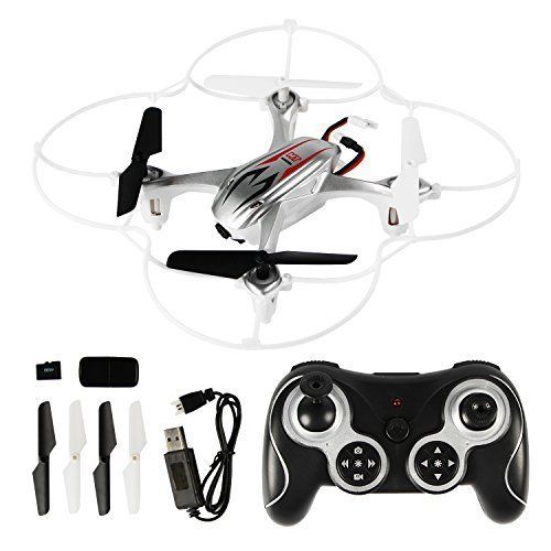 ALY MT9916 2.4GHz 4CH 6 Axis RC Quadcopter with HD Camera Radio Control Drone for Kids Toys Gift (Silver) - http://dronescenter.net/aly-mt9916-2-4ghz-4ch-6-axis-rc-quadcopter-hd-camera-radio-control-drone-kids-toys-gift-silver/