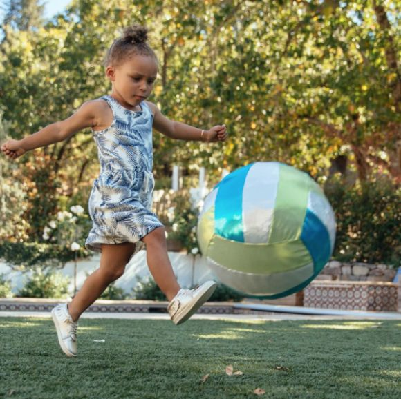 ICC KIDS: Riley Curry Makes Her Modeling Debut With Freshly Picked – See Pics & Video!