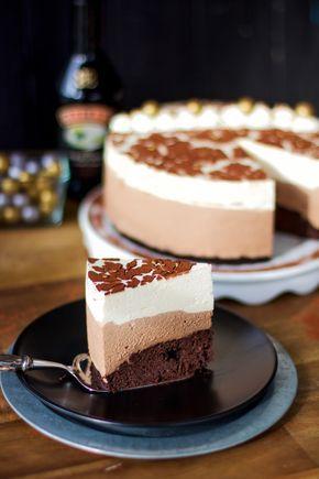 Baileys-suklaakakku