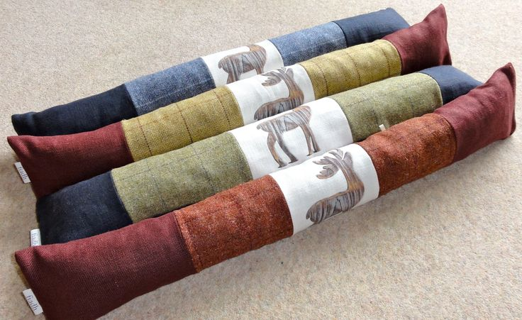our bolsters are stuffed with pure wool http://www.fiadh.co.uk/home/Callanish_Bolsters.html