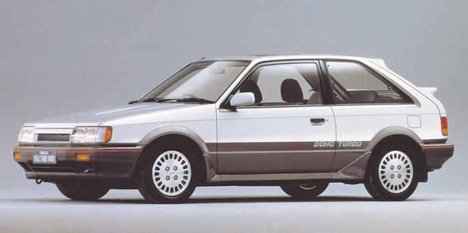 1985 Mazda 323 Familia 4WD