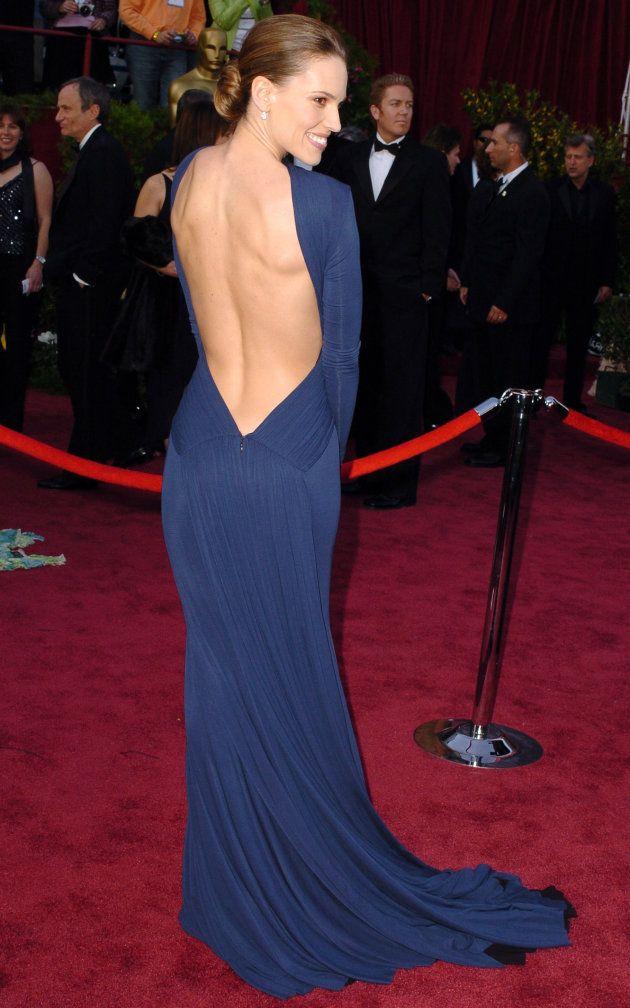 Winning Women The Stunning Gowns Of Best Actress Oscar