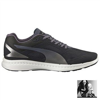 Mens Running Shoes - Rebel Sport - Puma Mens Ignite Running Shoes