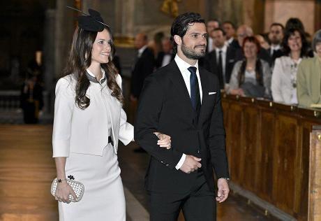 Ruotsin prinssi Carl Philipin morsiamella Sofia Hellqvistillä on suomalaiset sukujuuret.
