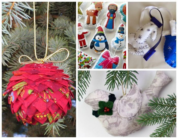 301 Best Christmas Sewing Images On Pinterest