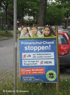 Deutsche Welle, 'Referendum quashes Hamburg school reform, cripples coalition' (2010). Article exemplifying the federal governance of German education.