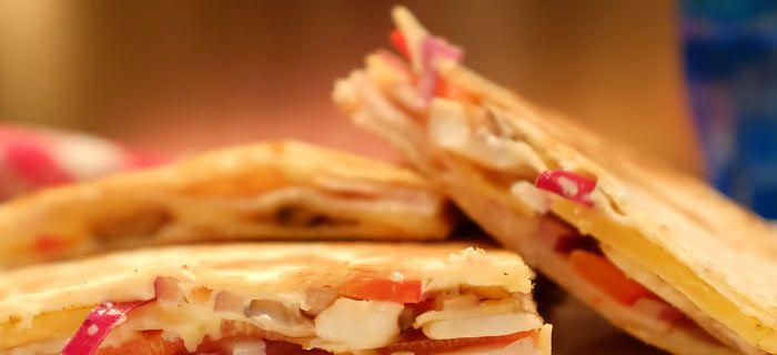 Quesadilla, een lekker snelle Mexicaanse tosti