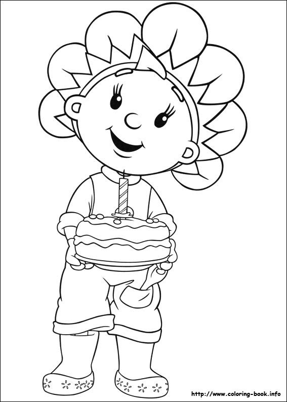 spidermand fifi coloring pages - photo#11