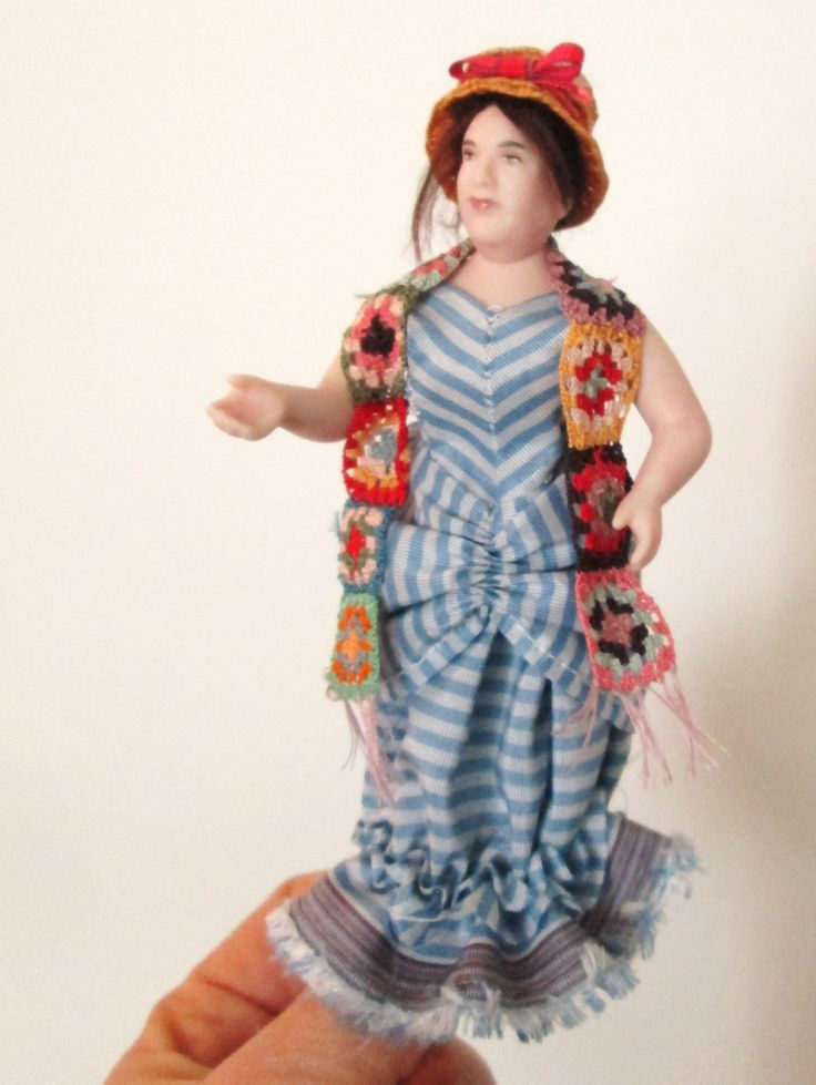 Doll by Taru Astikainen, styling by Hanna Meronen