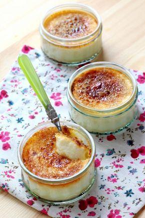 """750g vous propose la recette """"Oeufs au lait, caramel et beurre salé"""" publiée par…"""