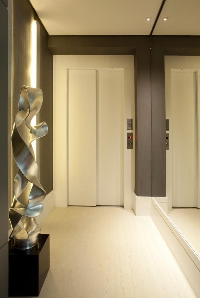 esculturas para decoracao de interiores : esculturas para decoracao de interiores: de reforma em design de interiores para apartamento de 250 m2 na Vila