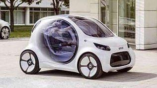 Addio classica Smart, dal 2020 sarà solo elettrica