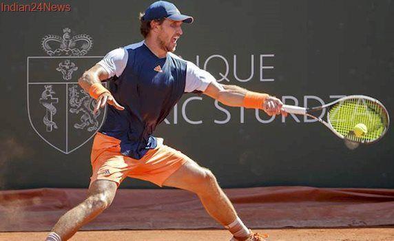 Unseeded Mischa Zverev upsets Kei Nishikori in Geneva Open semifinals