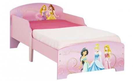 Disney Princess Toddler Bed by Worlds Apart - Buy online Kids and Baby Furniture Australia