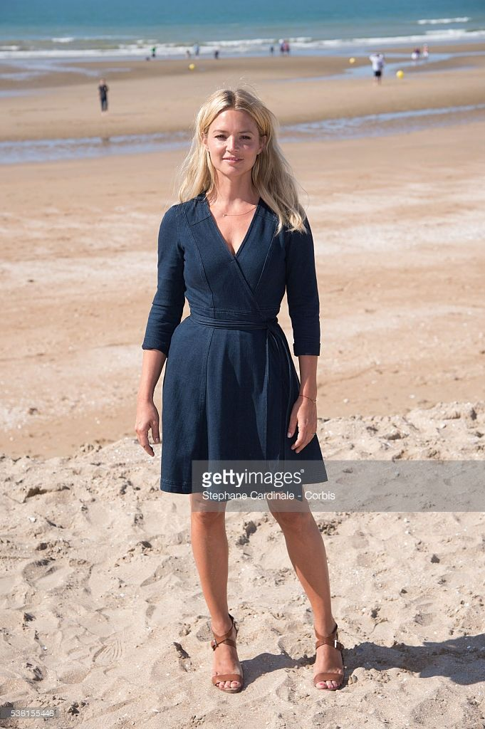 Photo d'actualité : Virginie Efira attends the 29th Cabourg Romantic...