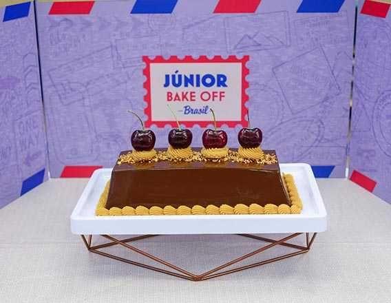 Receita De Rocambole Poliana Do Junior Bake Off Brasil 07 03 2020