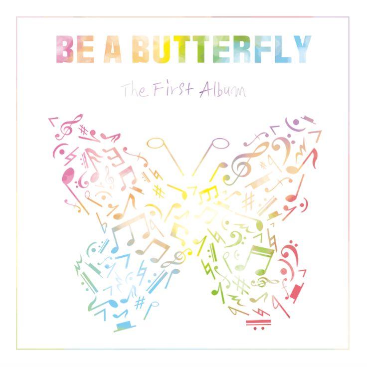 서울대학교 자유전공학부 어쿠스틱밴드 Be A Butterfly 앨범아트
