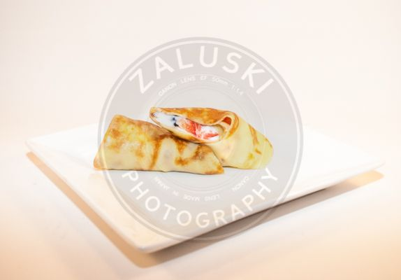 gluten free home made crepes