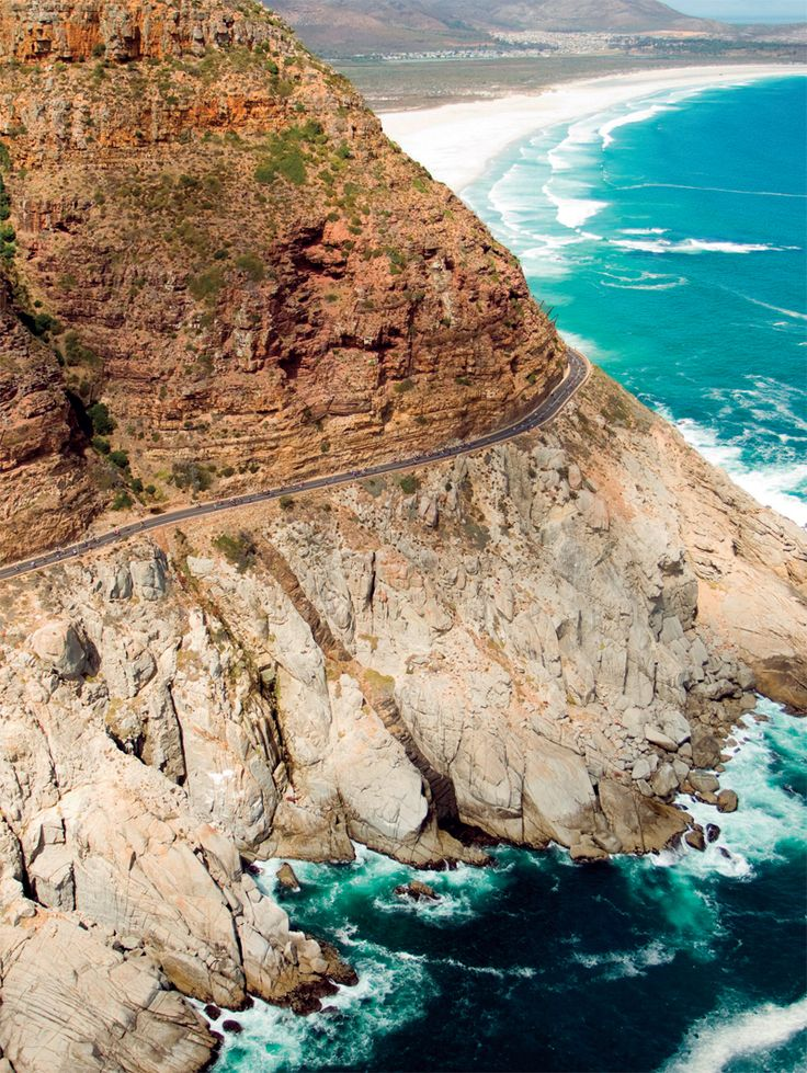 2km Champmans Peak section of the Argus Route