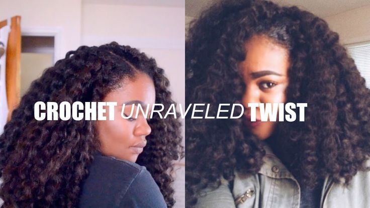 Crochet Braids Unraveled & Styled