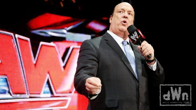 Heyman References CM Punk at RAW Nikki Talks Bryan & His Father More dailywres