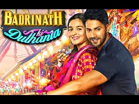 Badrinath ki Dulhania Fan Made Full Movie |Varun dhaWan Alia Bhatt