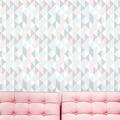 1000 Ideas About Nursery Wallpaper On Pinterest Baby