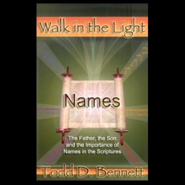 Names by Todd Bennett.  Millions of people sing praises to God, but they don't even know His name! Todd Bennet explains the significance of names in the Scriptures, and teaches the name of the Creator! You will learn why it is important to use the names of our God and our Messiah if you know them!