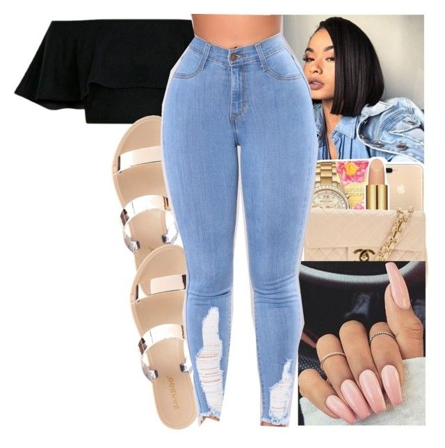 """""""Untitled #36"""" by aaliyah-marie1 ❤ liked on Polyvore featuring Charlotte Russe"""