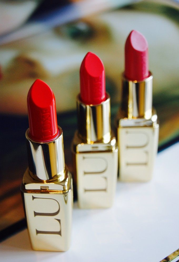 Avon Luxe Couture Creme Lipsticks I love mine & you will love yours too! https://shop.avon.com.au/store/Just4Me