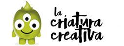 La criatura creativa logo