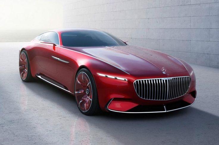 6 metros de puro luxo: vazam imagens do colossal Mercedes-Maybach 6 - TecMundo