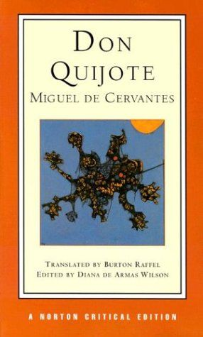 """Don Quijote"" by Cervantes Saavedra"