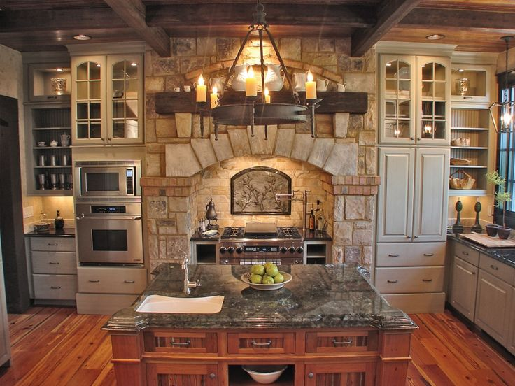 Dream Rustic Kitchens 356 best lodge style kitchens & baths images on pinterest | rustic