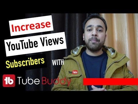 Use TubeBuddy to Increase YouTube earning & Views - Youtube Partner Earnings Booster Learn the most important and interesting tool to increase your YouTube earning and the tool name is TubeBuddy. Learn How to Increase YouTube earning Views with TubeBuddy - Youtube Partner Earnings will Boost. Please subscribe the channel and you will get new video notification next time. Here is the subscription link: https://www.youtube.com/channel/UCGzYy9oeP0xtYazlsbAGEnw?sub_confirmation=1 Must watch this…