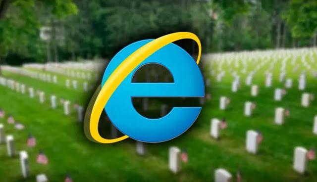 سيسمح هذا القرار لشركة Microsoft بتركيز كل جهودها على Edge Chromium استنادا إلى نفس محرك Chrome ومع الوظائف الحصرية التي ت Internet Explorer Ampersand Symbols