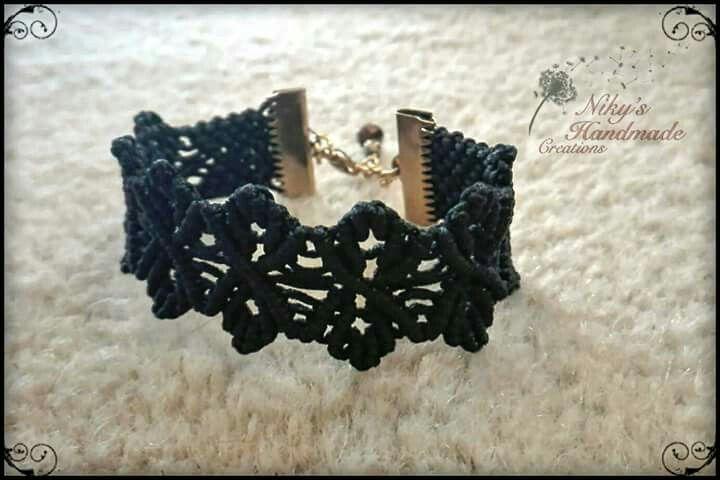 Makrame bracelet