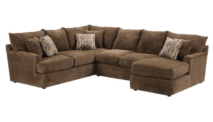 slumberland furniture parker collection 3 pc brown