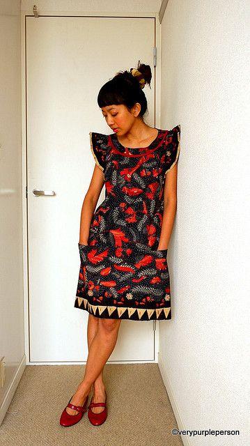 Dress N from Stylish Dress Book 3.