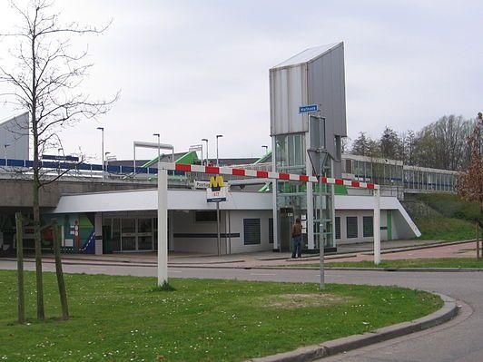 Poortugal metrostation
