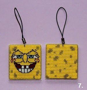 SpongeBob - breloczek (7)