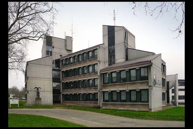 Politiebureau Maastricht - 1977
