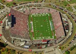 Yager Stadium, Miami University, Oxford Ohio