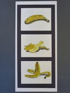 The Calvert Canvas: Adventures in Middle School Art!: Eating Fruit: Still Life in Watercolor