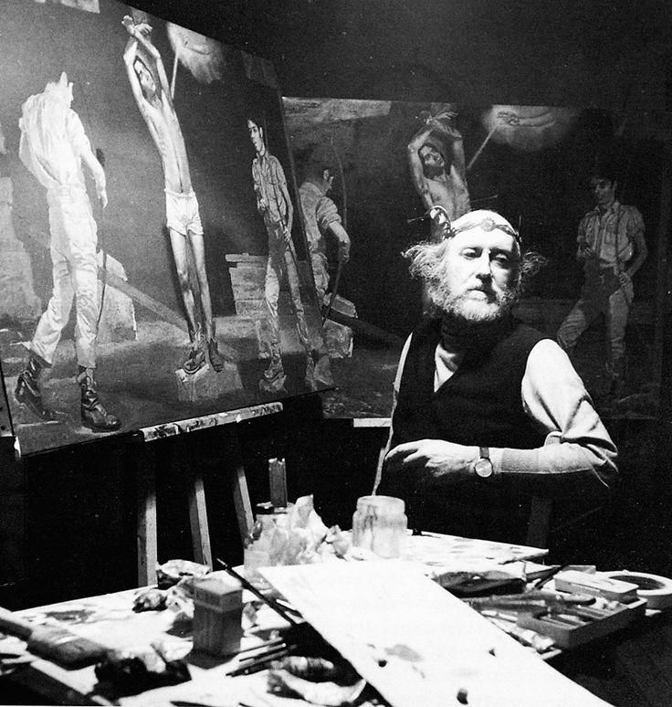 yannis tsarouchis images | Yannis Tsarouchis : Illustrating an autobiography | lightingupbubbles