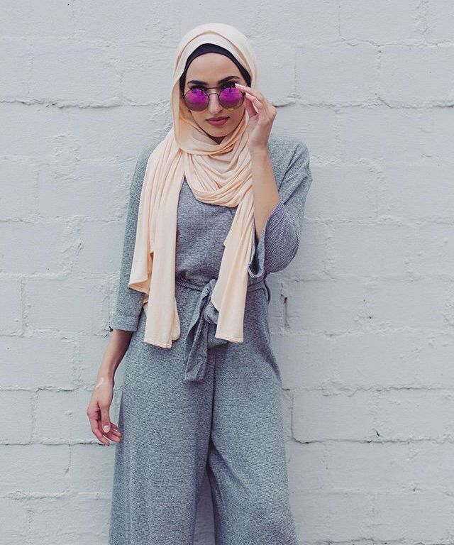 Pinterest: @eighthhorcruxx. Grey wool jumpsuit with belt. Chasingfinesse